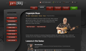 5 Places to Get Online Acoustic Blues Guitar Lessons - JamPlay