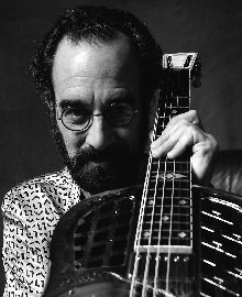 Top 25 Contemporary Acoustic Blues Guitarists - Bob Brozman