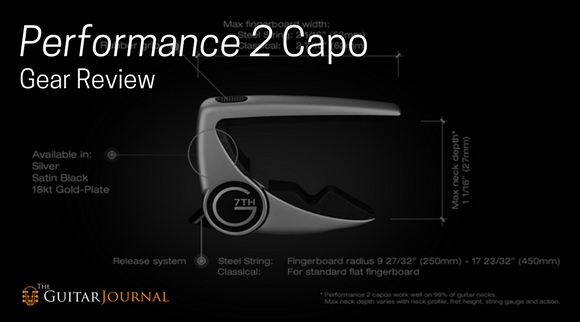 Performance 2 Capo - Gear Review