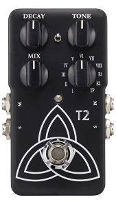 TC Electronic T2 Reverb Pedal with TonePrint