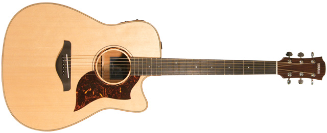 Best Fingerstyle Guitar Under $1,000 - - Yamaha A-Series A3M