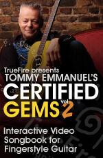 Tommy Emmanuel Certified Gems 2