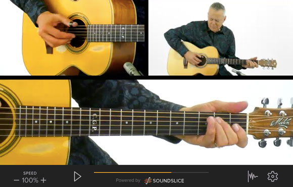 Tommy Emmanuel Fingerstyle Milestones Review