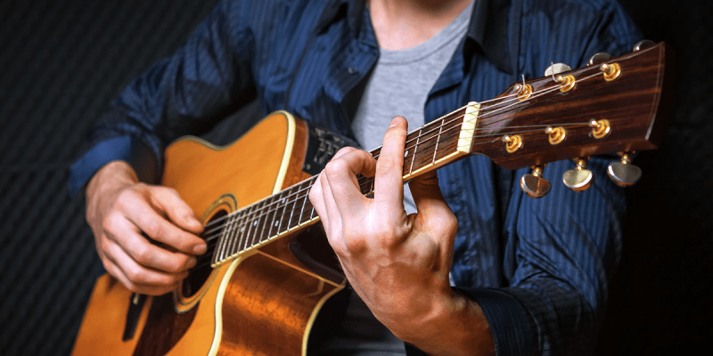 How To Warm Up For A Fingerstyle Session