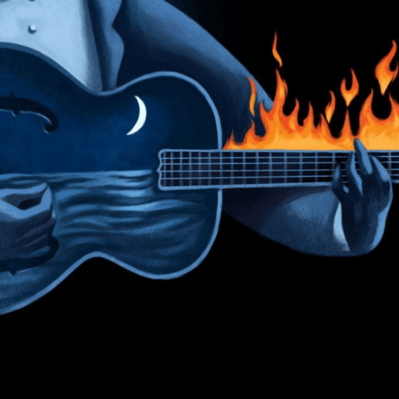 The Complete Acoustic Blues Guitar Lessons - The Guitar Journal