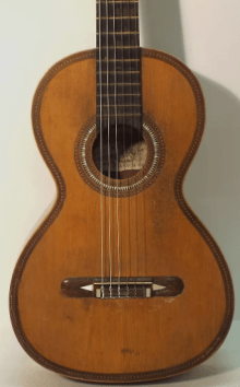 19th Century Salvador Ibanez