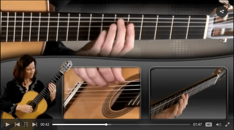 Classical Guitar With Pamela Goldsmith