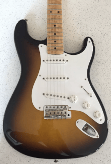 Fender 1956 Stratocaster Brownie