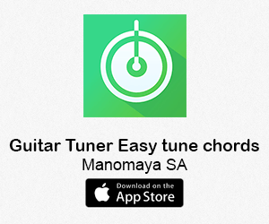 Guitar Tuner Easy tune chords