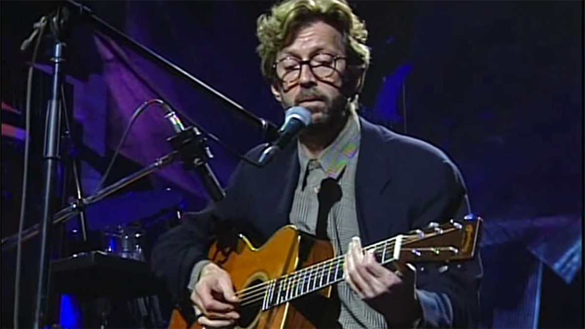How To Play Acoustic Guitar Like Eric Clapton - The Guitar