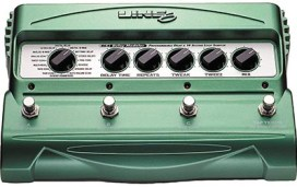Line 6 DL4 Stompbox Delay Modeler