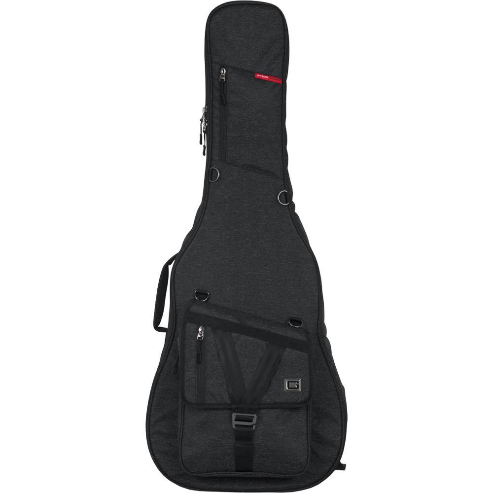 Gator case transit series gig bag for acoustic guitar