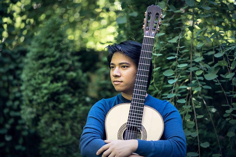 An Tran, Vietnamese classical guitarist