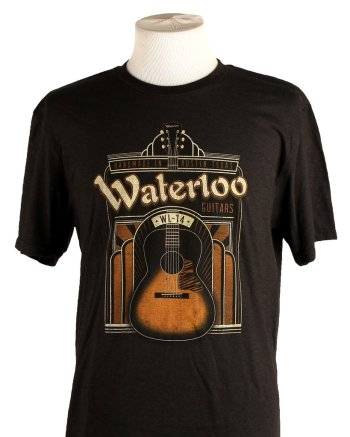 Colling's Waterloo Art Deco Graphic T