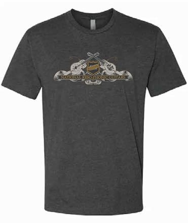 Nation Guitars Logo T-Shirt