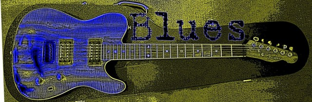 blues for guitar