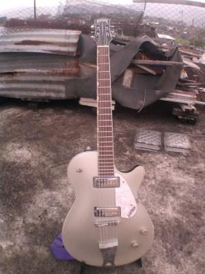 Gretsch 125th anniversary guitar