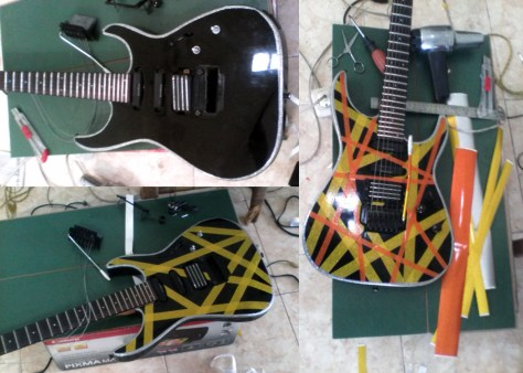 guitar design ideas