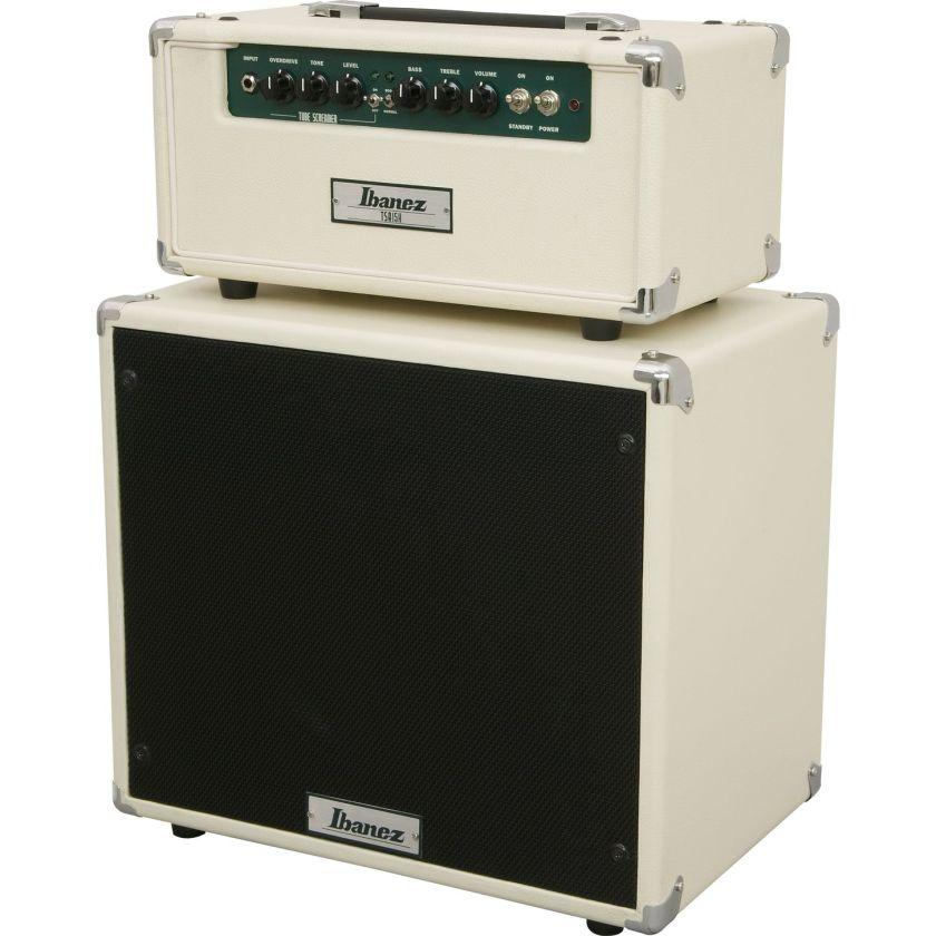 Ibanez TSA15H Tube Screamer 15W Tube Guitar amp  + TSA 112 Cabinet