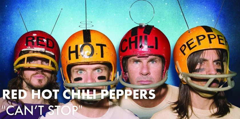 cant stop rhcp