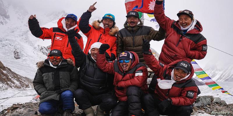 Nepal K2