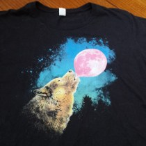Gum + Wolves on a Woot! Shirt = An Obsession Triple Crown