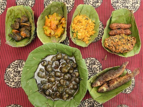 tharu delicacies