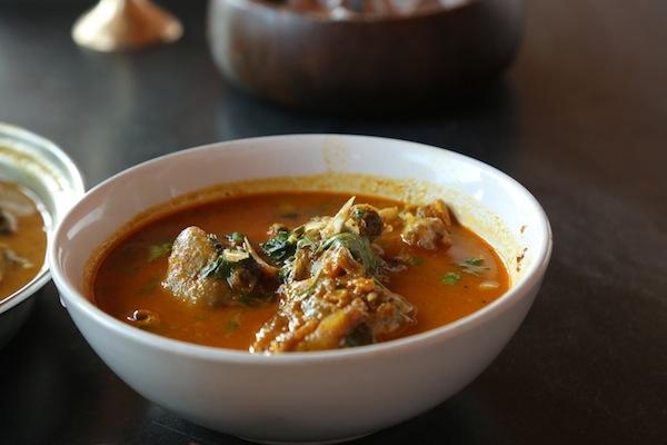 Fewa lake fish head soup