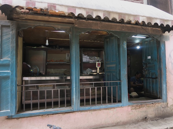 Newari sweets shop
