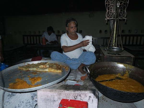 Popular eatery for haluwa paratha at Chaulika