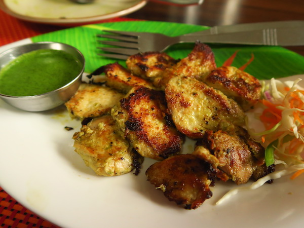 barbecued meat from Doti area