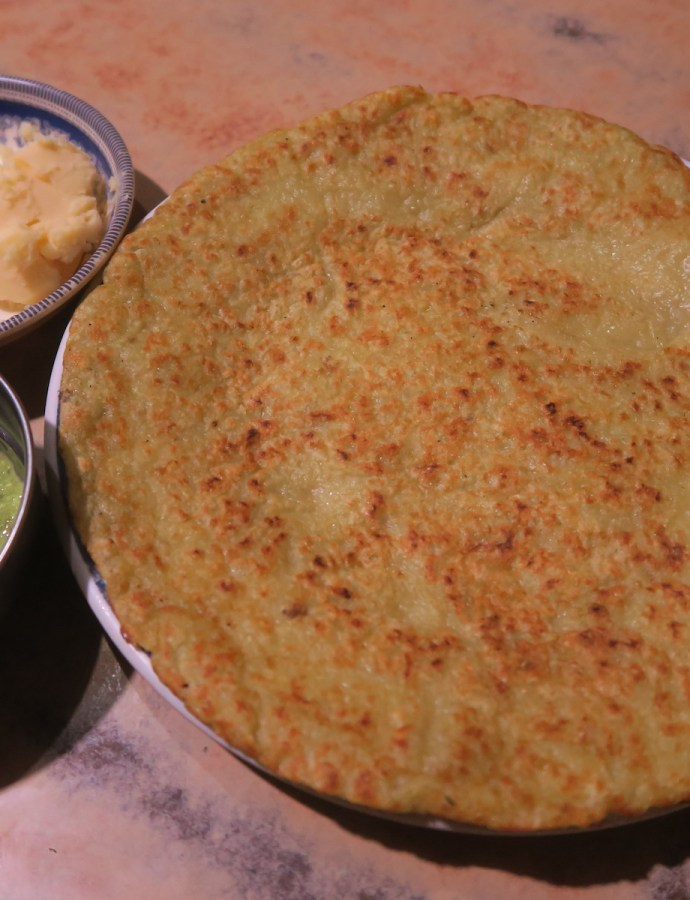 Rikikur: The Sherpa potato pancake