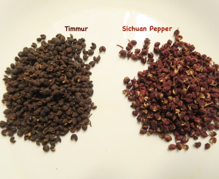 Timmur and Sichuan Pepper—They are Different