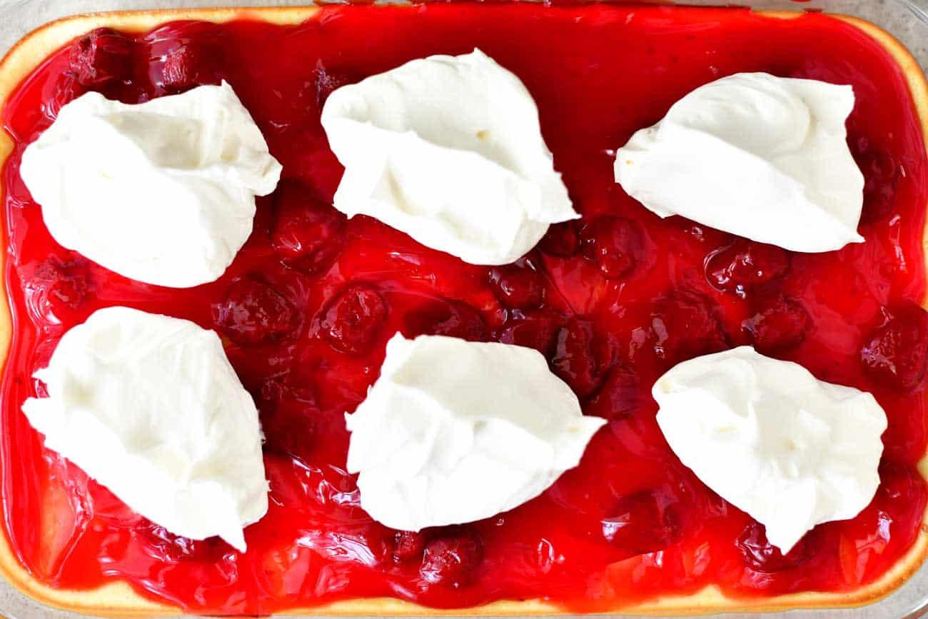 Strawberry Cheesecake Dessert The Gunny Sack
