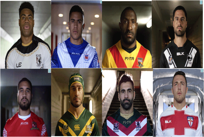 2017 Rugby League World Cup Home