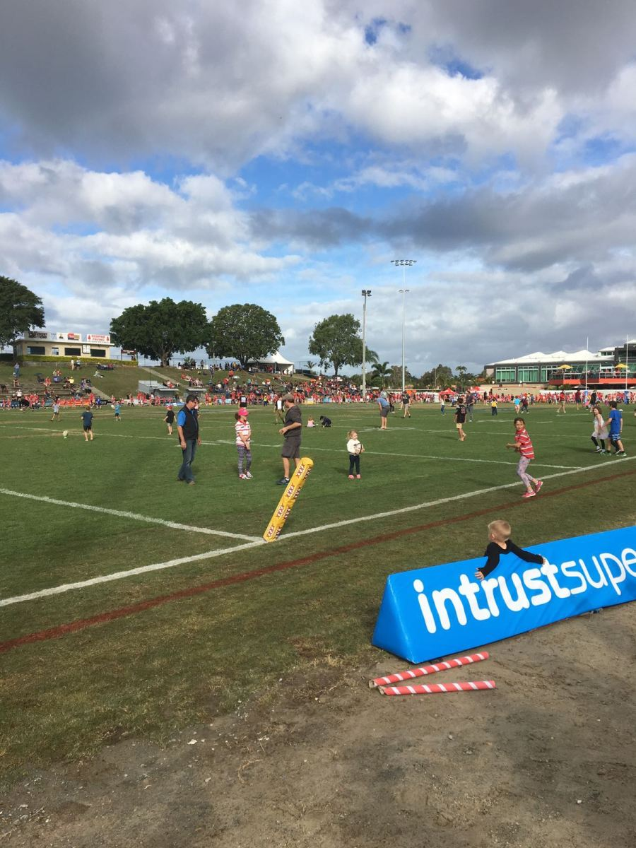 A Quick Look at the Intrust Super Cup Round 15