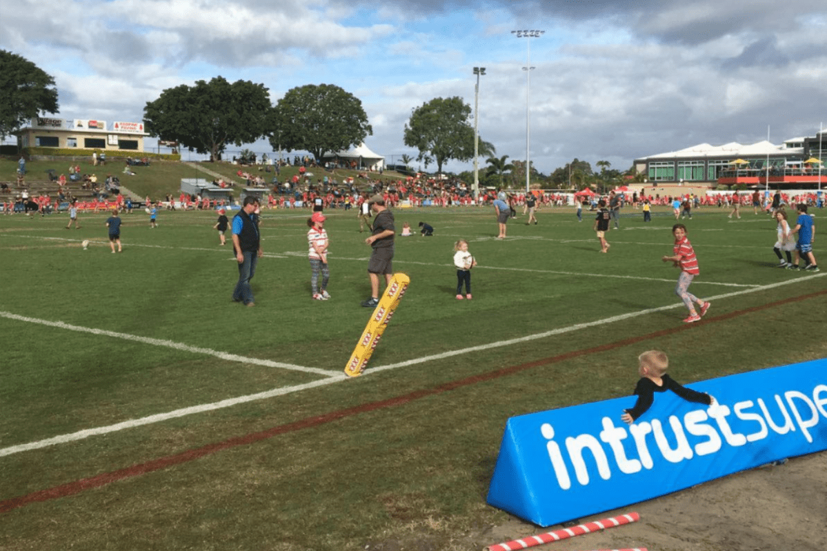 Our Quick Look at the Intrust Super Cup Round 19