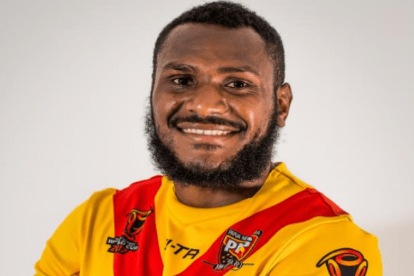 Vale Kato Ottio - PNG Rugby League Star