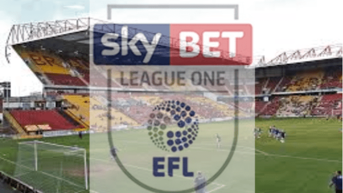 efl league one 2017-2018