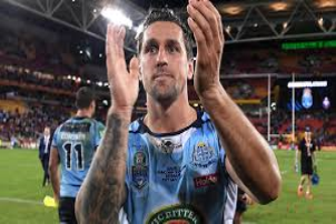 mitchell pearce nsw origin