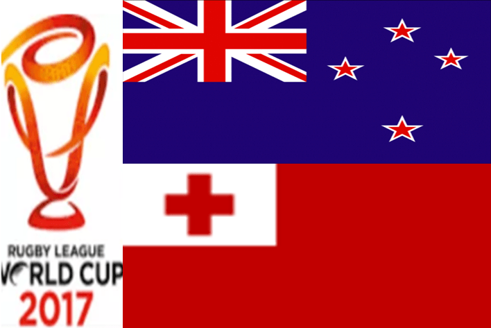 RLWC2017 Game 16 - New Zealand v Tonga - Match Review + More