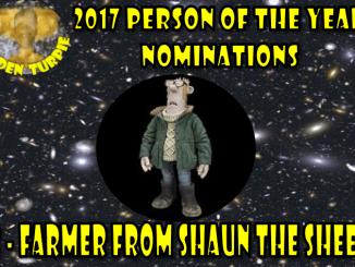 poty 2017 - farmer shaun the sheep