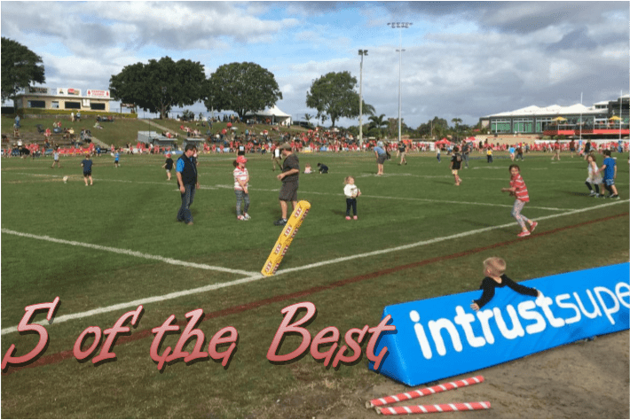 5 of the Best from Intrust Super Cup Round 22.