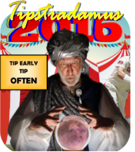 Tipstradamus 2000 - The Ultimate in Sports Tipping is here.