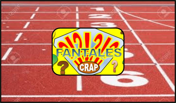 Dean Capobianco-Forgotten Olympian Crap Fantale #6