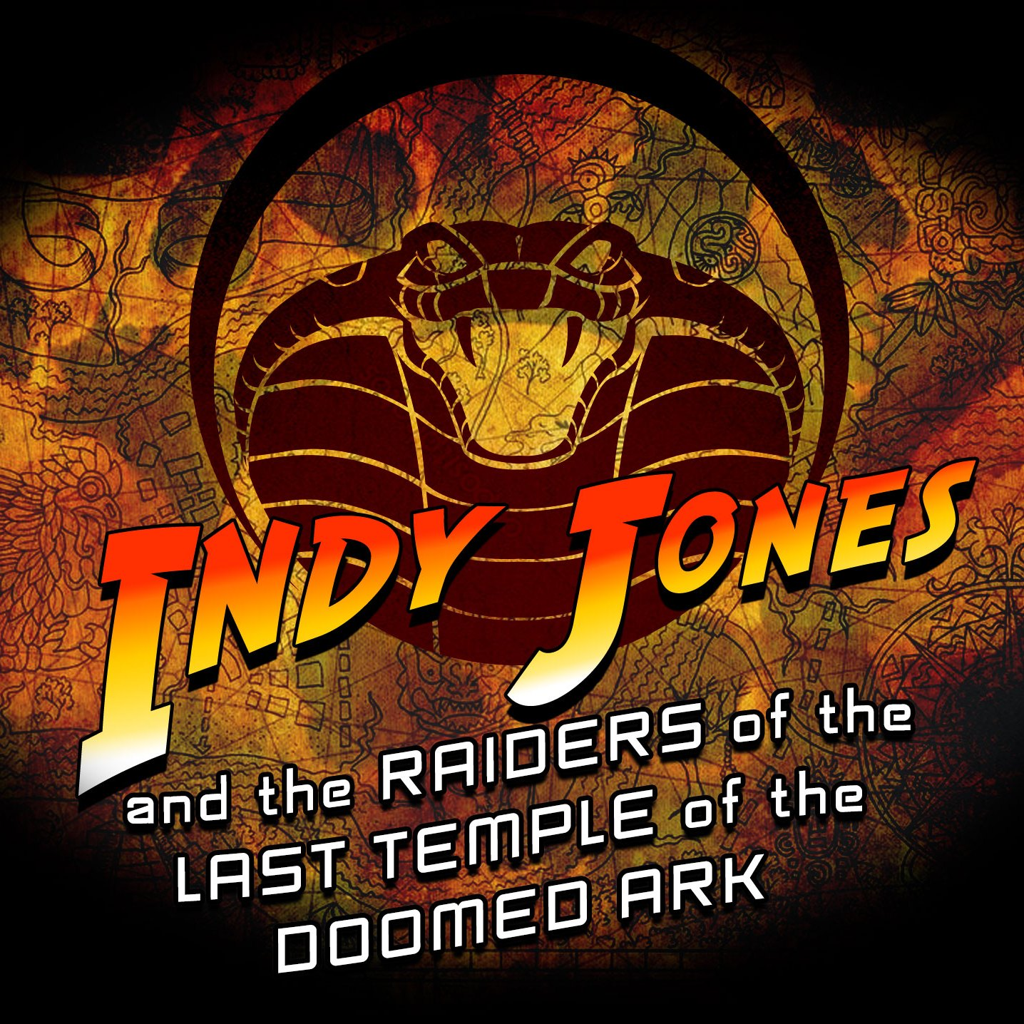 Indy Jones and the Raiders of the Last Temple of the Doomed Ark
