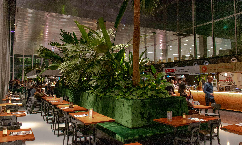 Hofhouse | Haagse foodcourt met acht horecaformules