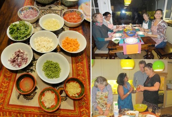 Indian Cookery Workshop in The Hague