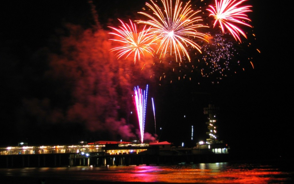 Scheveningen Firework Festival Postponed due to Security Concerns