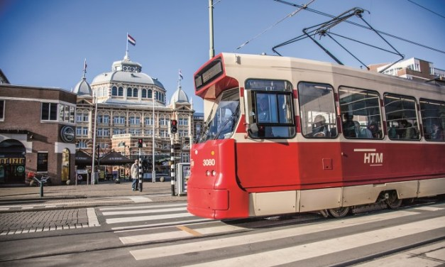 Trams 6, 11 and 12 Change Route for Roadworks